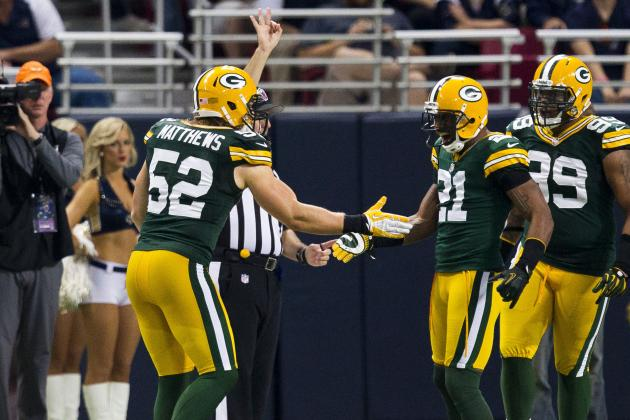 Christmas May Come Early for the Green Bay Packers This Season