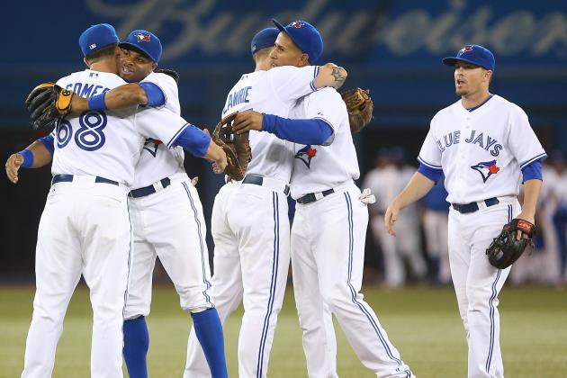 Blue Jays Would Be Favourites to Win AL East If Season Starts Tomorrow