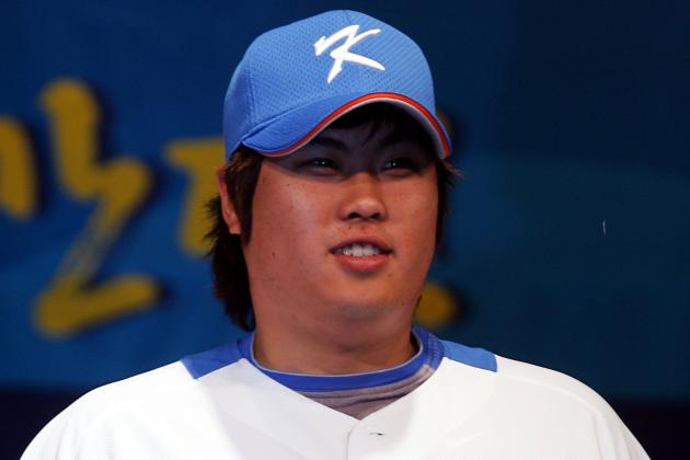 Ryu Hyun-Jin Could Pitch in Japan, Agent Says