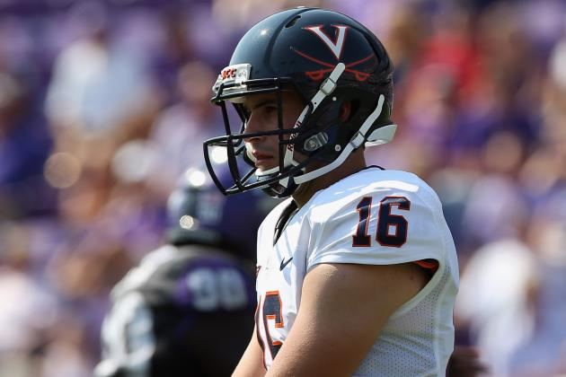 Rocco Weary of Uncertainty at Virginia