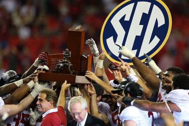 Alabama Football: Tide Must Defend SEC's Reputation in Title Game vs. Notre Dame