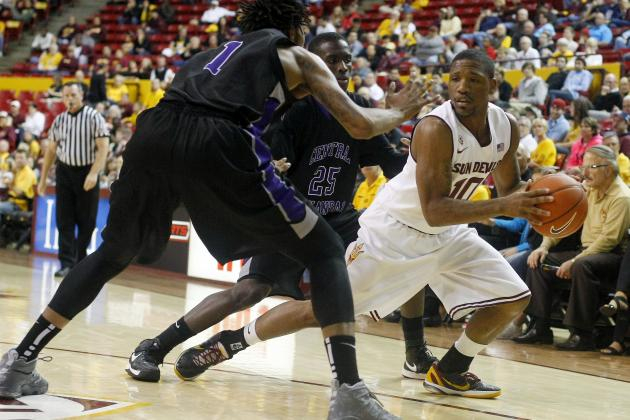 Arizona State Basketball vs. Hartford: Start Time, TV Info, Preview and More