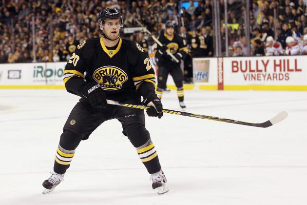 Daniel Paille: Boston Bruins Winger Heads to Finland