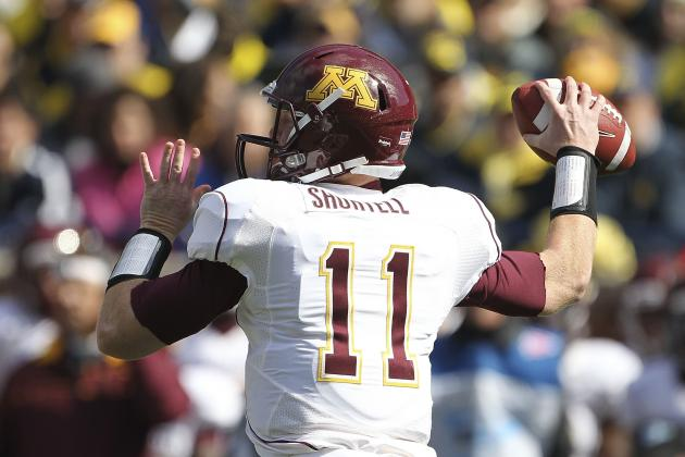 Minnesota Quarterback Shortell to Transfer