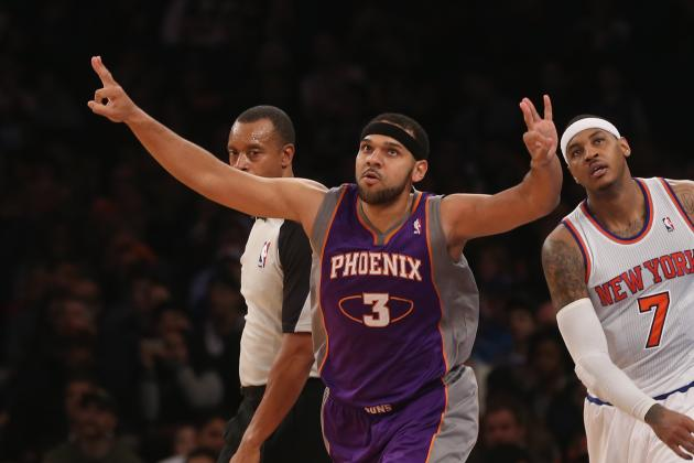 Suns Show Slight Rise as Road Trip Nears End