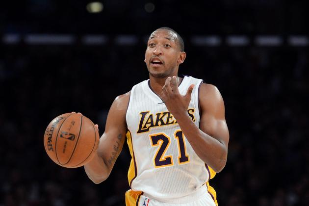Chris Duhon to Start at Point Guard in Lakers-Rockets Game