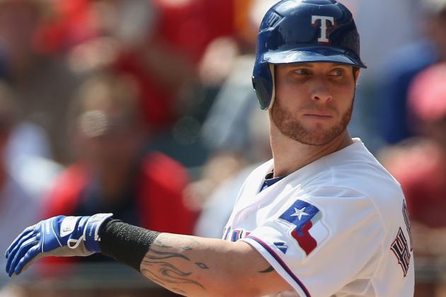 Rangers, Josh Hamilton Making Progress