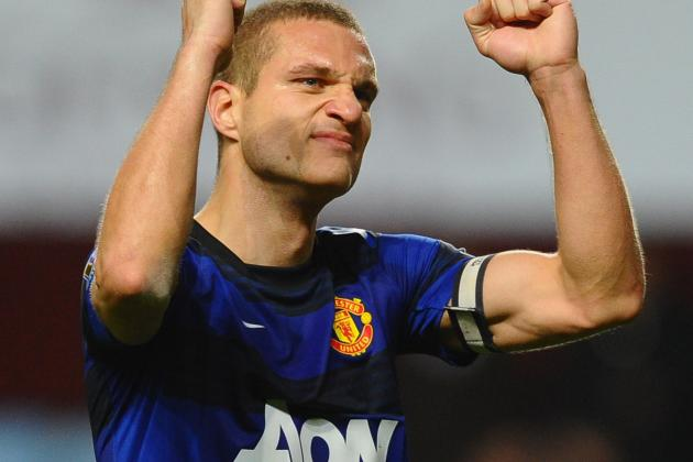 Manchester United Injury News: Nemanja Vidic Will Not Be Fit for Derby Match