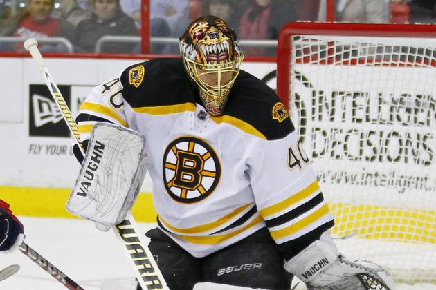 Rask Returns to Boston After Dominating in Czech Republic