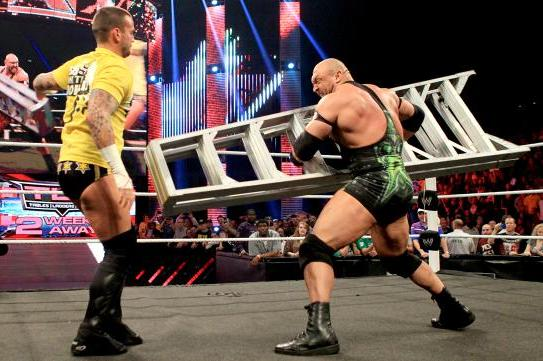 Ryback: Why Rising Star Deserves to Face CM Punk at WWE TLC 2012
