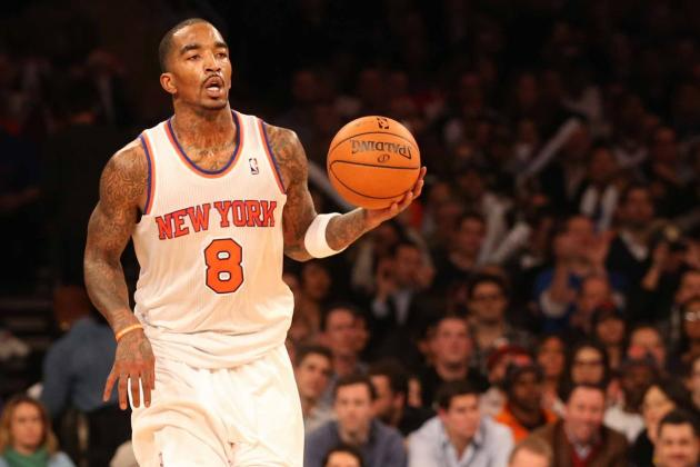 NY Knicks' J.R. Smith Can Still Blossom into a Legit NBA Star