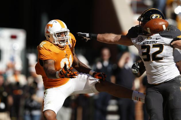 2012 All-SEC Football Team Announced