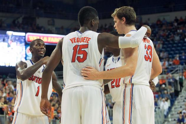 Florida Gators No. 5 in Hoops Rankings