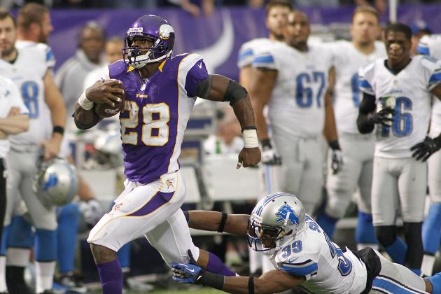 Minnesota Vikings: Making the Case for Adrian Peterson as NFL MVP