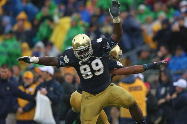 Is Notre Dame Physical Enough to Shut Down Eddie Lacy, TJ Yeldon?