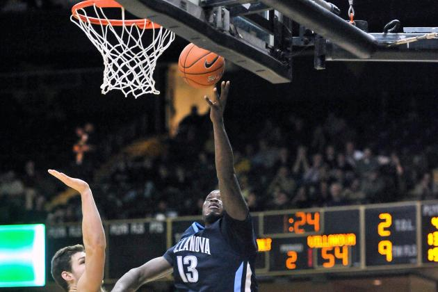 Yarou Helps Villanova Halt Losing Streak