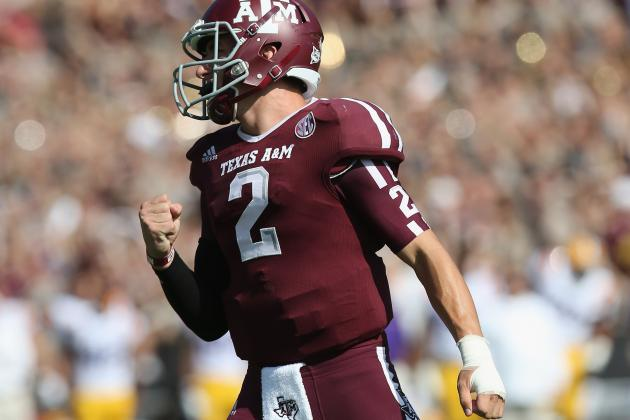 Heisman Predictions 2012: Johnny Manziel Will Win Coveted Award