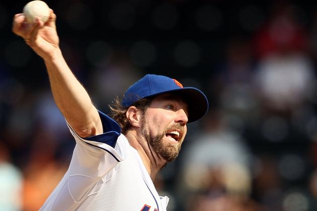 Trade Wouldn't Surprise Dickey's Agent