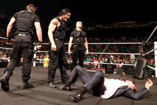 The Shield: Why New Group's Main Target at WWE TLC Will Be John Cena