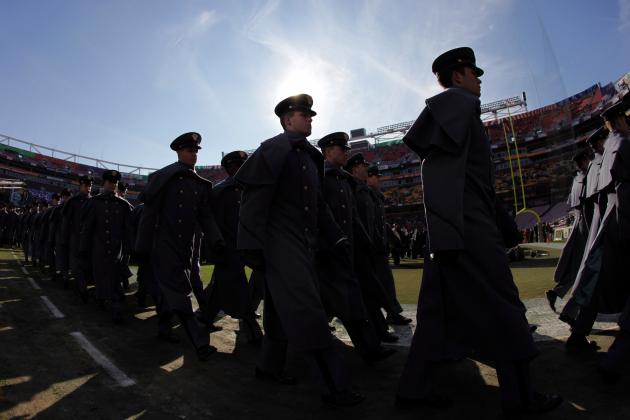 Navy vs. Army: TV Schedule, Live Stream, Radio, Game Time and More