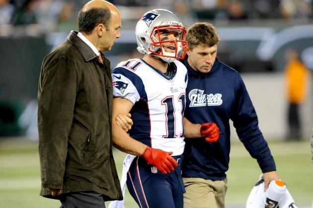 Julian Edelman Injury: Updates on Patriots WR's Foot