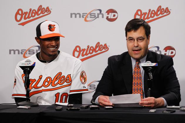 Baltimore Orioles hope to acquire power hitter during MLB's Winter Meetings