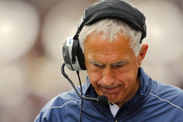 UConn AD Confirms Paul Pasqualoni Will Return, but Wants to See Adjustments