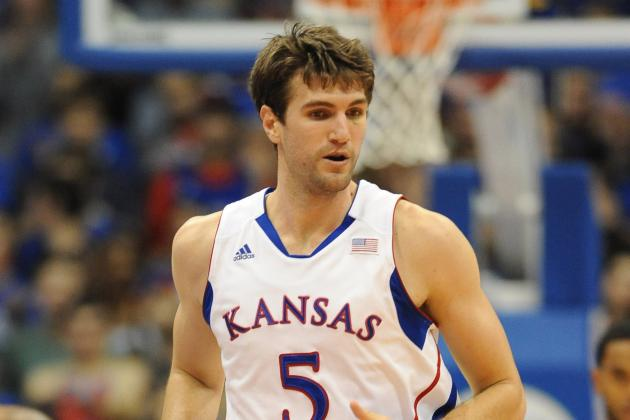 Jeff Withey Wins Big 12 Player of Week