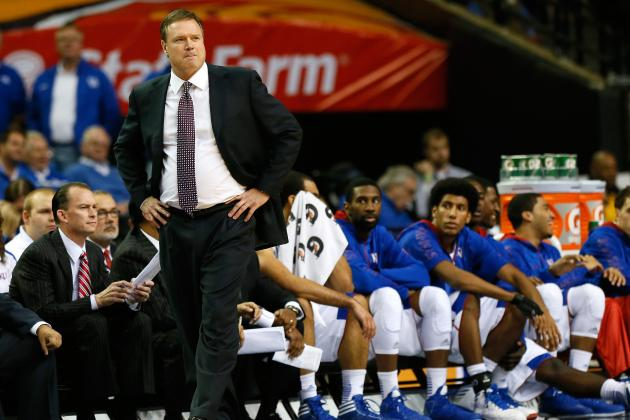 KU Ninth, Mizzou 12th in Latest AP Basketball Poll