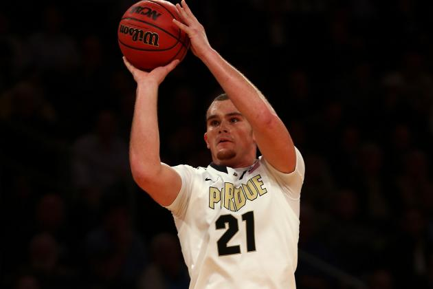 Purdue's Byrd Will Keep Shooting After Up and Down Week