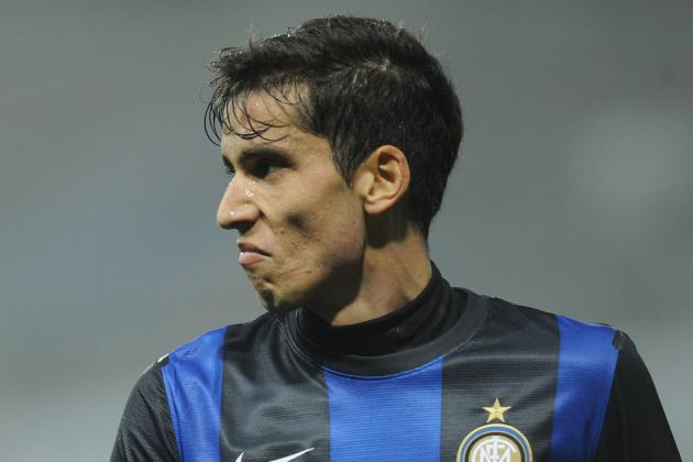 Alvarez Heading for Inter Exit