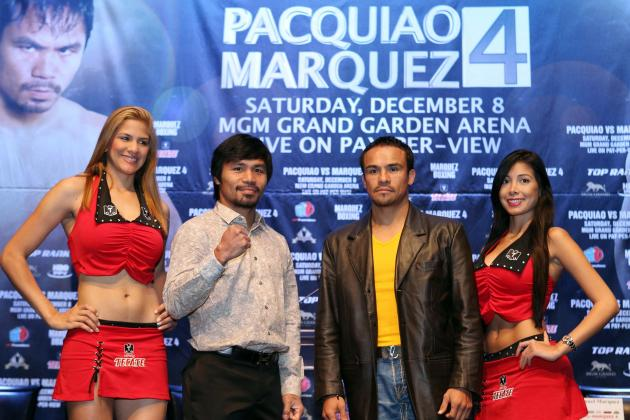 Marquez Knocks out Pacquiao in the End of Round 6