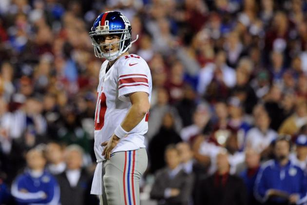 How the New York Giants Transformed from Super to Super Pedestrian