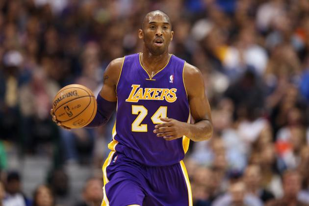 Kobe Is Answer to Lakers' Point Guard Dilemma, Not Chris Duhon or Darius Morris