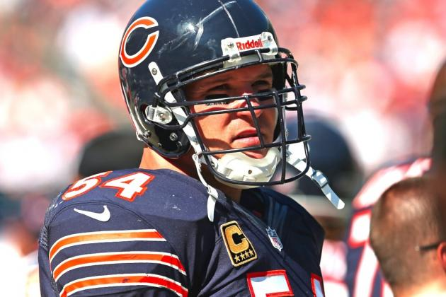 Brian Urlacher Injury: Updates on Bears Star's Hamstring