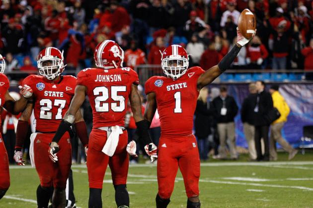 Report: NC State CB Amerson Heading to NFL