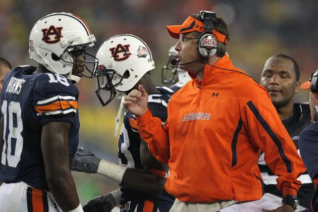 What Gus Malzahn Hiring at Auburn Means for the Quarterback Controversy