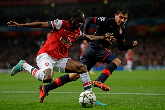 Olympiakos vs. Arsenal: Score, Highlights and Grades