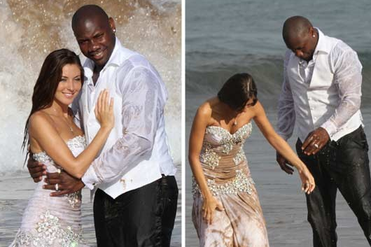 Ryan Howard's Awkward Wedding Photo