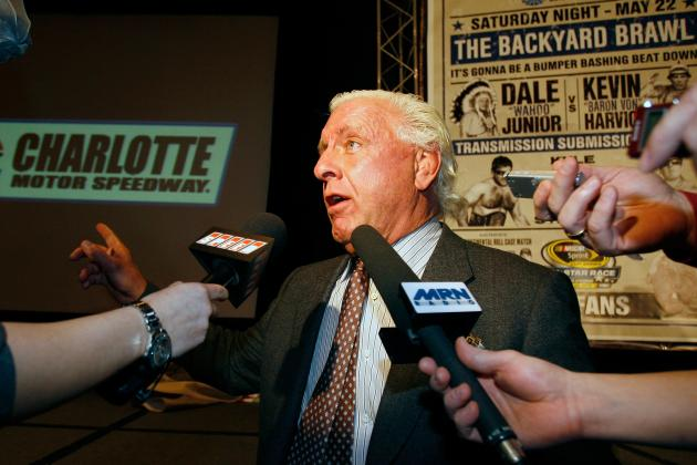 Details of Ric Flair's Divorce Garner Mainstream Publicity