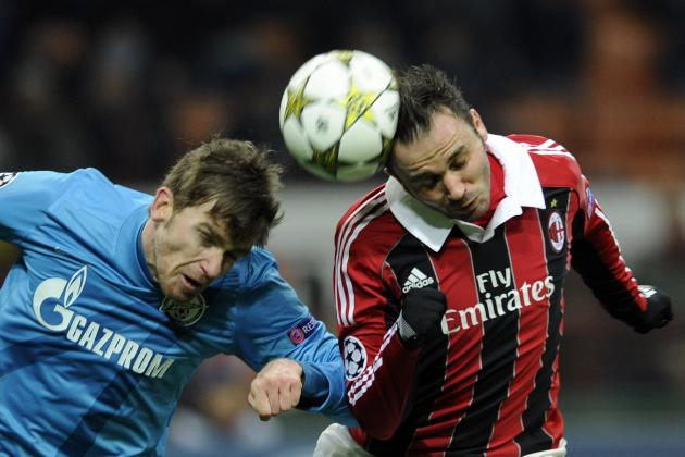 Match Report: AC Milan 0-1 Zenit