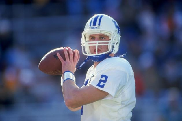 Tim Couch Played Vital Role in Bringing Stoops to Kentucky