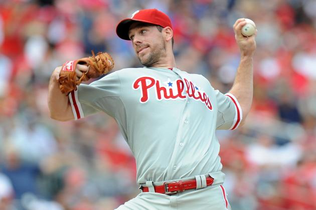 Phillies and D-Backs Reportedly Discussing Cliff Lee, Justin Upton Swap