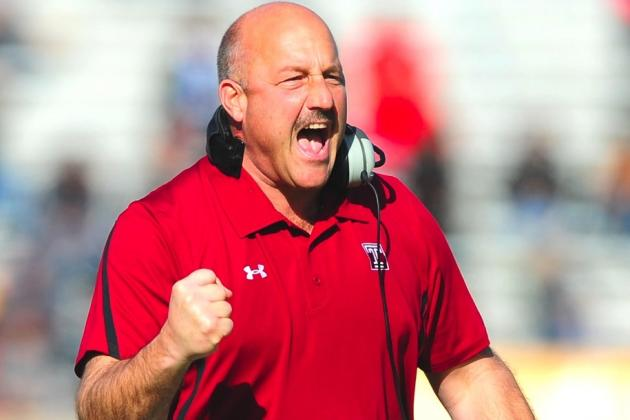 Temple HC Steve Addazio Reportedly Agrees to Coach Boston College