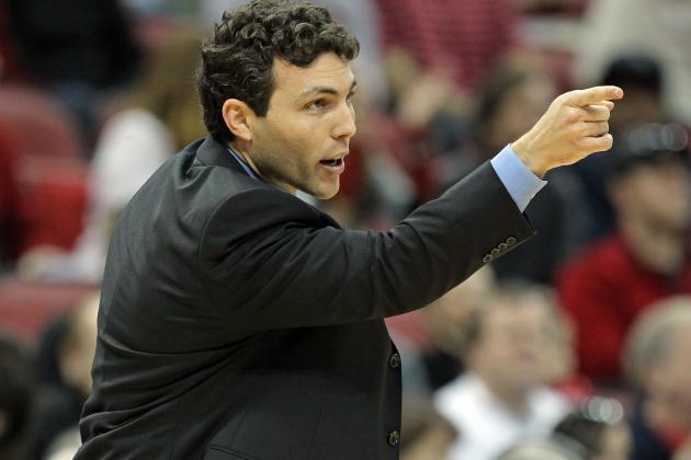 Tigers Getting Better Rebound Production in Pastner's 4th Year
