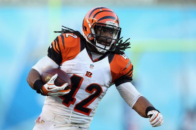 BenJarvus Green-Ellis: Examining Cincinnati RB's 3 Straight 100-Yard Games