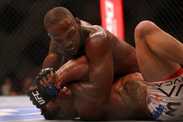 UFC on Fox 5: Jon Jones Says Rory MacDonald Will 'Finish' B.J. Penn