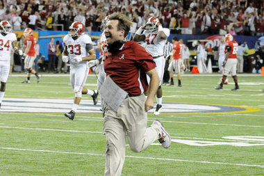 What's Next for Alabama Defensive Coordinator Kirby Smart?