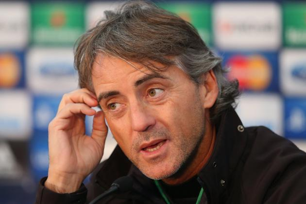 Mancini Admits City's Failure to Qualify for Europa League Gives Advantage