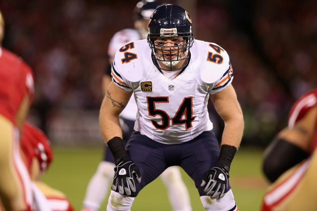 Brian Urlacher: Why Bears Can Overcome Loss of Hall of Fame LB